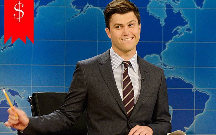 Net Worth of Actor Colin Jost: He has house in Hither Woods. Know his movies and career