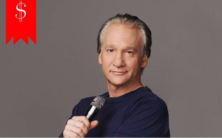 How Much Does Comedian Bill Maher Earn? Know His Net Worth