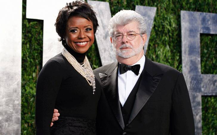 American filmmaker George Lucas divorced Marcia Lucas and married to Mellody Hobson in 2013.
