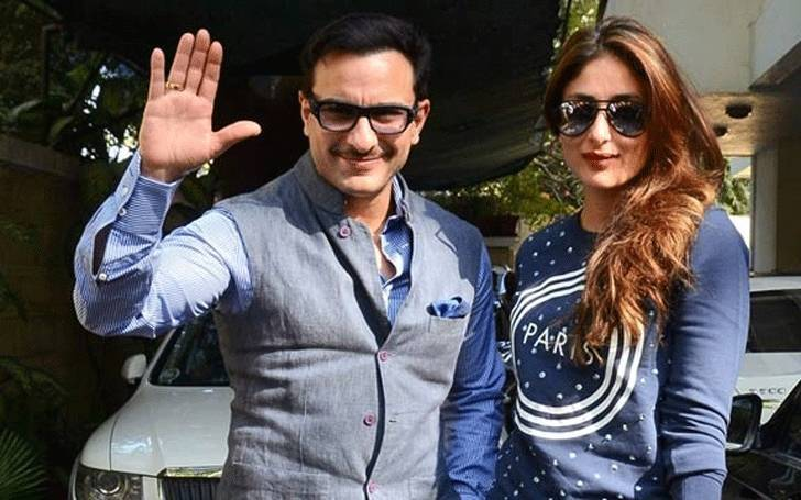 Bollywood Actress Kareena Kapoor gives birth to a baby boy. Saif Ali Khan expressed his joy.