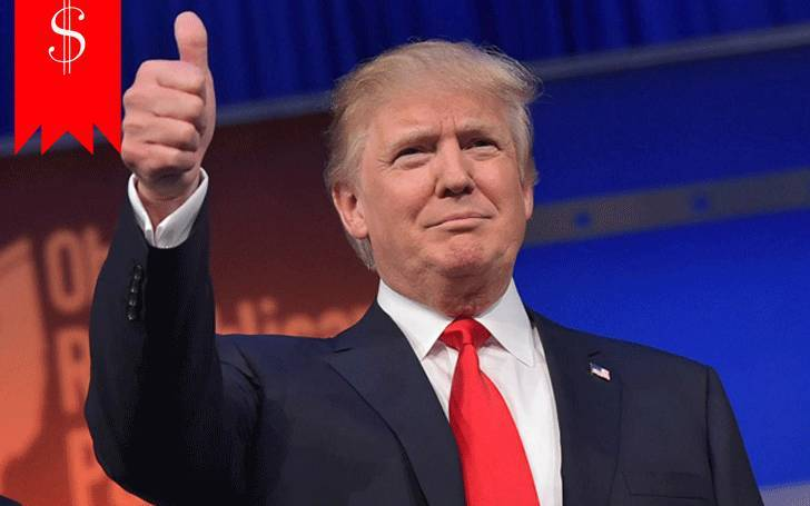 How rich is Donald Trump? Know about his career and awards
