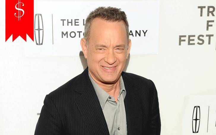 How rich is Tom Hanks? Know about his career and awards