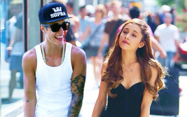 Is justin bieber dating ariana grande in Sydney