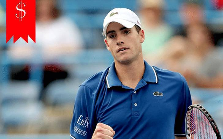 John Isner; Know about his net worth, Career and awards