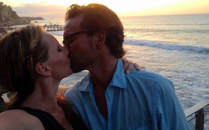 Amy Matthews married with Aaron Doering. Is she getting a divorce or dating anyone?