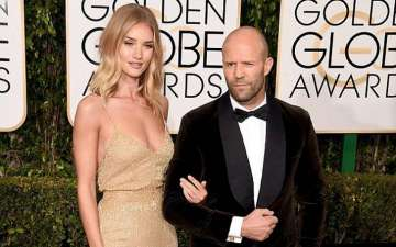 Rosie Huntington-Whiteley engaged with her boyfriend Jason Statham. Find out her relationship