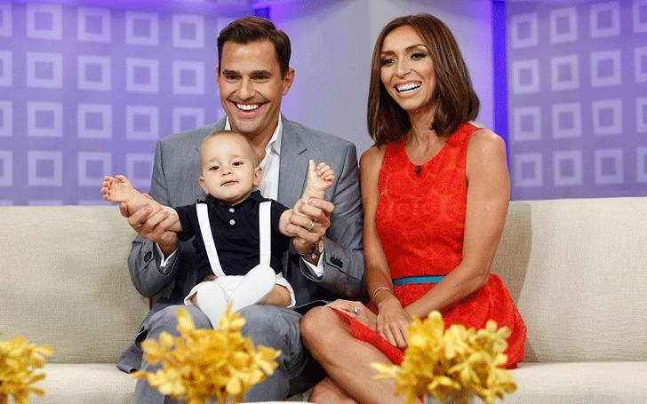 Giuliana Rancic Married her husband Bill Rancic in 2007 with a boy kid