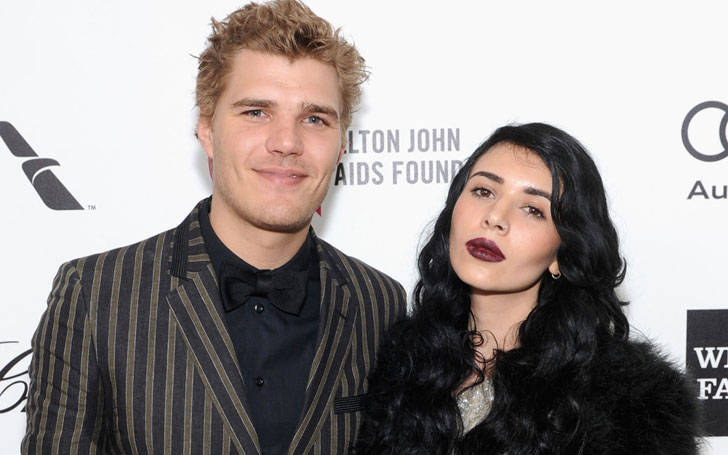 Is Chris Zylka dating Hanna Beth? Are they engaged? Know about his affairs.