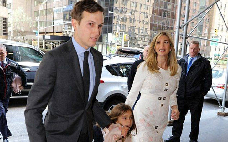 Jared Kushner Married Ivanka Trump in 2009. Living happily with their three children