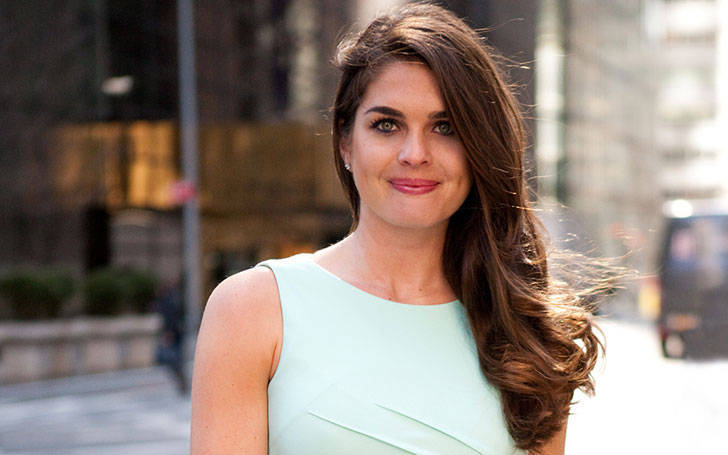 Who is Hope Hicks? Find out her affairs and boyfriend