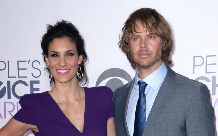 Actress Daniela Ruah Married husband David Paul Olsen, Know about her married life
