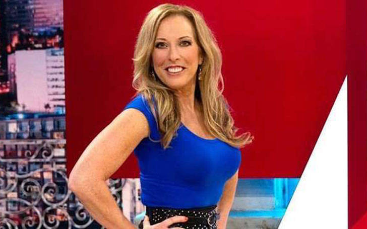 American sportscaster Linda Cohn Married Stew Kaufman but got divorce.Why?