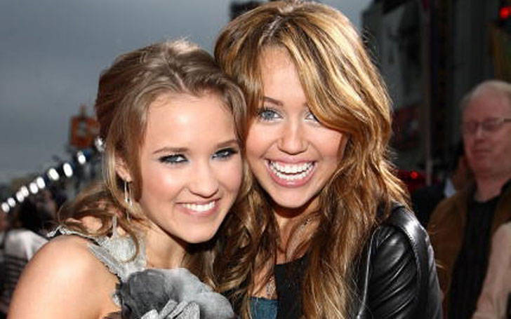 Is Emily Osment and Miley Cyrus Partners? Know about Miley Cyrus affairs.