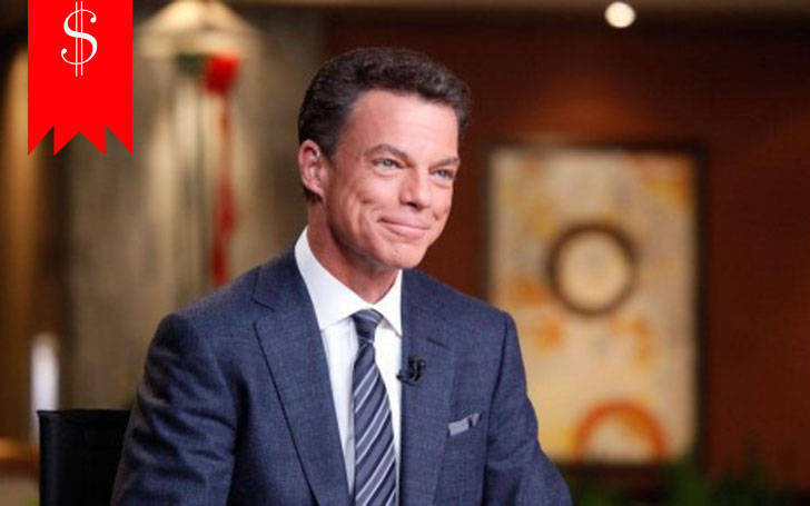 How much is News anchor Shepard Smith net worth? Know about his career and salary