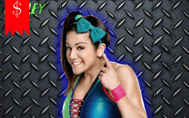 How Much Is Wrestler Bayley Worth? Find Out Her Career And Awards