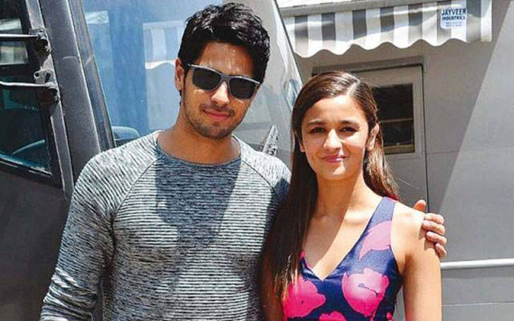 Is Alia bhatt in a relationship with Sidharth Malhotra? Find out her affairs and dating rumors