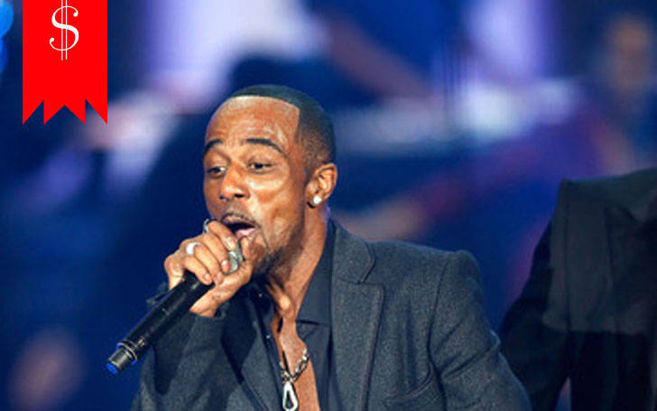 Singer Ralph Tresvant net worths $8 million, Know about his career and awards
