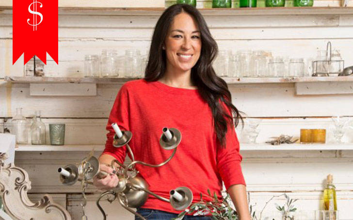 Television Personality Joanna Gaines: Find out her net worth and salary