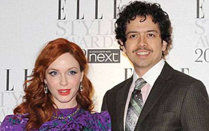 Did Christina Hendricks divorce her husband? Know about her Married life and Children
