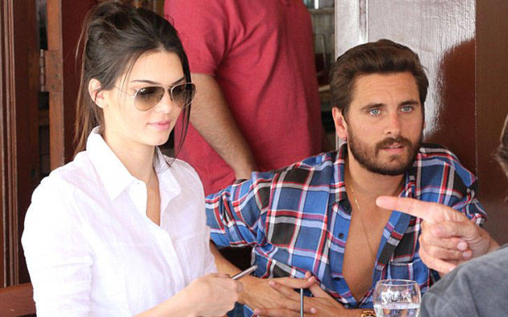 are kendall jenner and scott disick dating