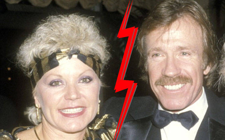 Chuck Norris Divorced His First Wife Dianne Holechek: Who is he Currently Married to?