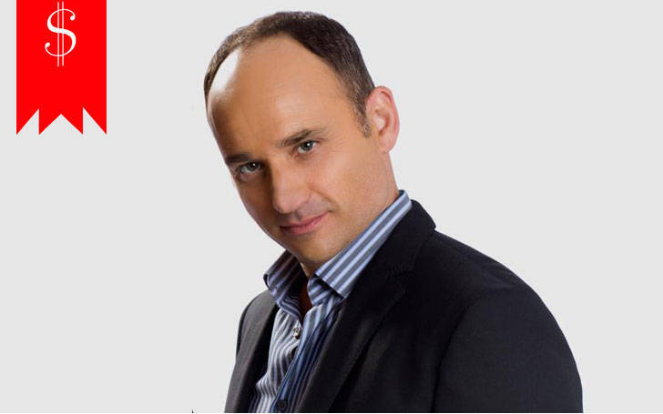 What is David Visentin net worth? Know about his salary and career.