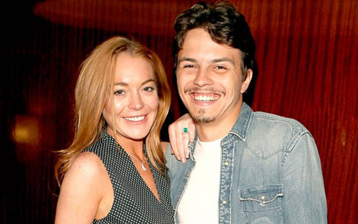 Lindsay Lohan Once Engaged To Egor Tarabasov Is Now With