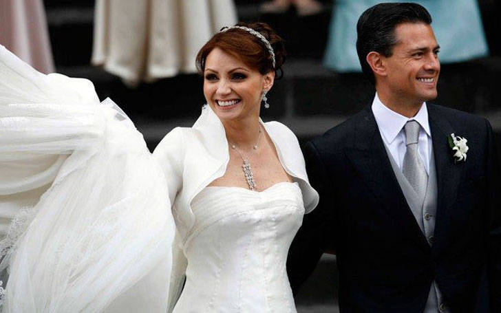 Enrique Pena Nieto married Angelica Rivera after his first divorce. Know about the couple