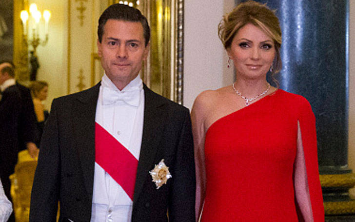 President of Mexico Enrique Pena Nieto: Know about his married life and divorce rumors