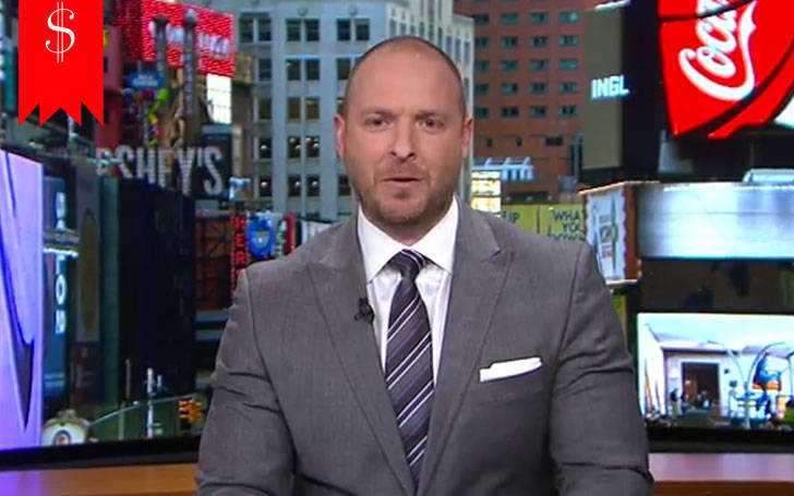 Ryen Russillo Net worth 2018: His annual salary is $95 thousand