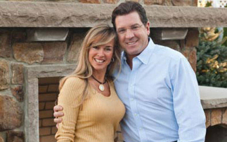 Fox News Eric Bolling married to wife Adrienne and togehter has a son, Eric Chase