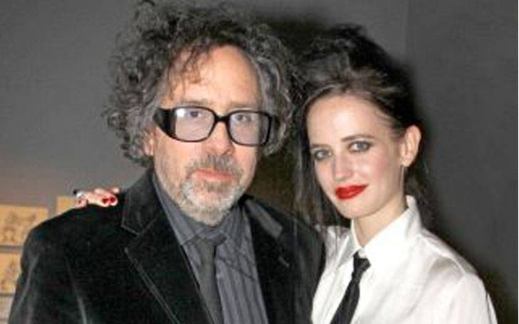 French actress Eva Green relationship with her boyfriend Tim Burton; Know about her love affairs