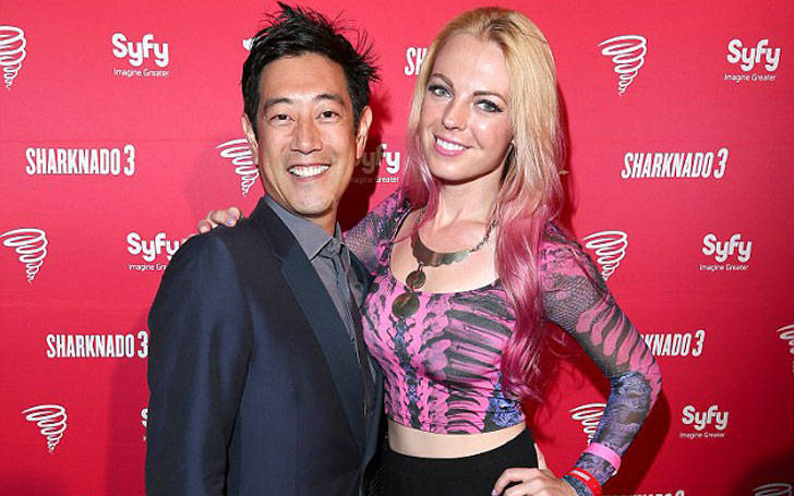 Grant Imahara Engaged to Longtime Girlfriend Jennifer Newman in 2016