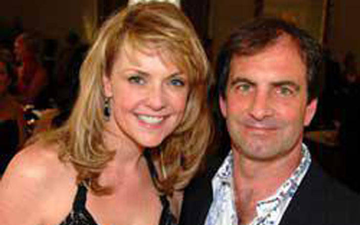 Hot Canadian actress Amanda Tapping married to Allan Kovacs. Know about her miscarriages.