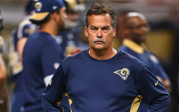 Jeff Fisher divorced his wife Juli Fisher long ago. Is Jeff linked with anybody after that?
