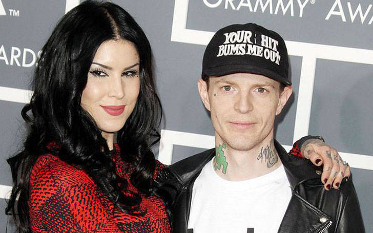 Oliver Peck ex-wife Kat Von D was dating Steve-O after breaking up with Jesse James