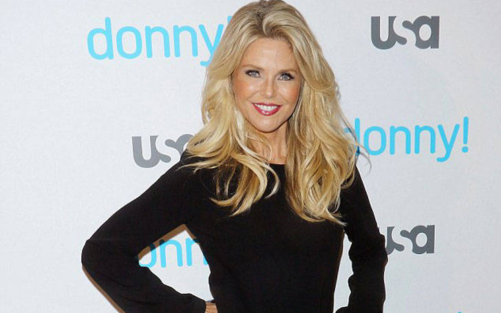 Christie Brinkley's horrible marriage failure. She is divorced four times.
