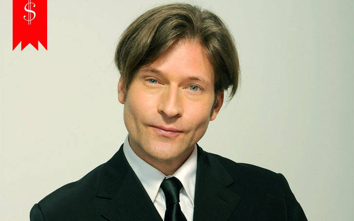 Preppy Crispin Glover net worth in 2017: See his LA house and Prague castle
