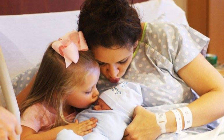 Fox 8 news Kristi Capel's welcomed new baby. Who is her husband?