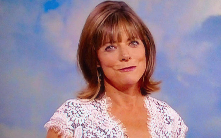 BBC Weather Presenter Louise Lear is Living a Happily Married Life with Husband and two Children
