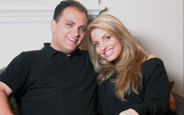 Ron Fisico and Trish Stratus: married in 2006, is blessed with a son Maximus