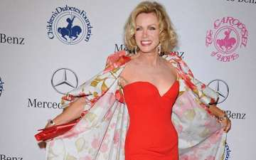Donna Mills, age 77, single mother; never married and feels secure without husband