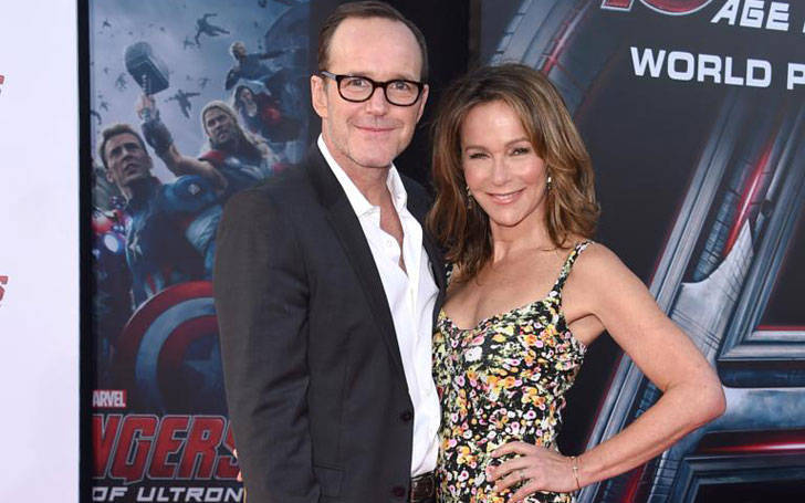 American actress Jennifer Grey Married Clark Gregg and living happily as husband and wife