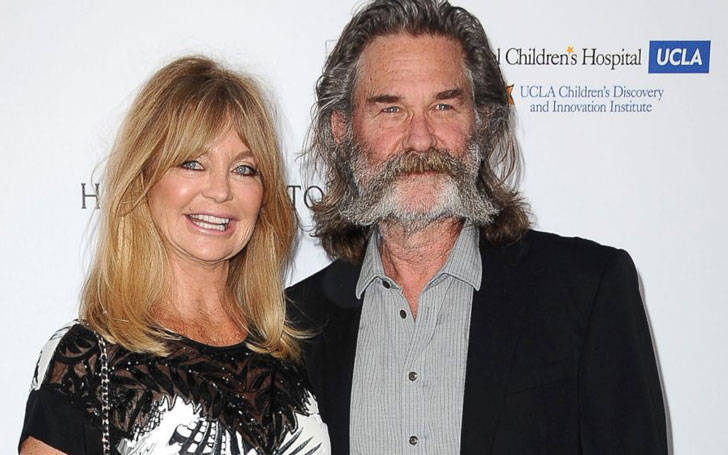 Do Goldie Hawn and Kurt Russell have a Child Together? Know about their Happy Married Life
