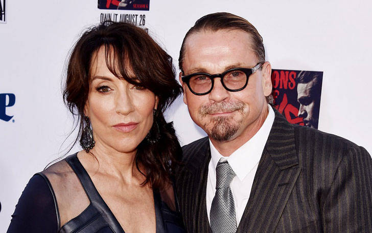 Katey Sagal Married Kurt Sutter after her third divorce ...