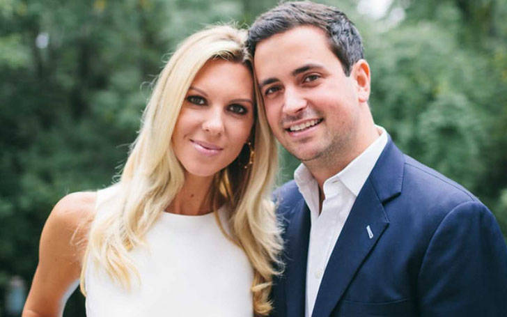 Mary Ann Huntsman's marriage with Evan Morgan; Is Mary Pregnant?