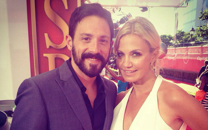 Michelle Beadle living together with her boyfriend Steve Kazee; Are they still Dating?