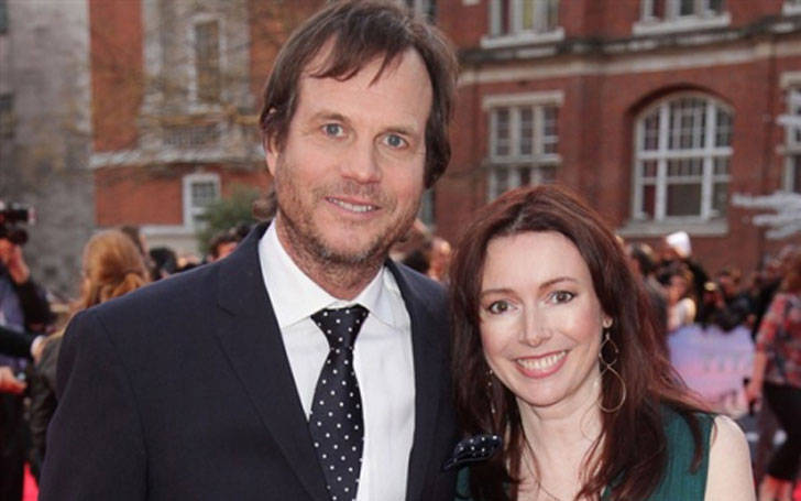 Bill Paxton Married Louise Newbury; Paxton divorced Kelly Rowan previously
