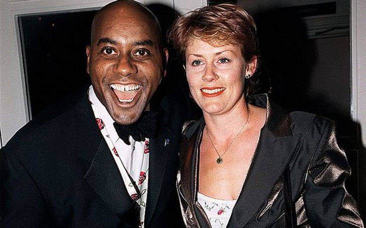 Ainsley Harriott and Claire Fellows divorced; marriage ended after 23 long years