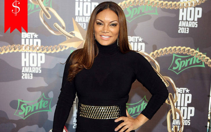 Egypt Sherrod's estimated Net Worth around $2 Million in 2017